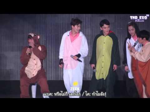 [Thaisub] 160320 EXO ในชุดสัตว์หรรษา @ EXO'luXion [dot] in Seoul Day3 [tnb_exo]