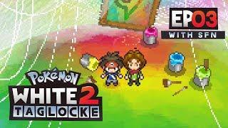 Pokémon White 2 Randomized Taglocke PART THREE w/ Sacred!