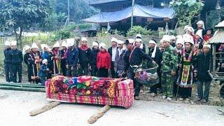 Tục Hỏa Thiêu của người Thái Đen Mường Lò