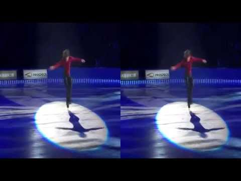 [3D] 2014 All That Skate - Day 1 - Stephane Lambiel - The Water