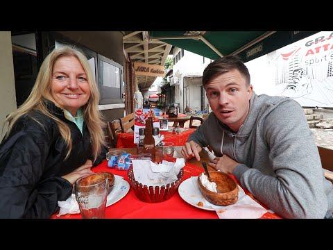 Јутубер од Англија направи видео од неговата прошетка во Скопје