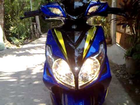YAMAHA MIO MOTOGP ROSSI LIMITED EDITION Musica Movil - Mio decalsmiomodified by boyong luzano apalit pampanga youtube