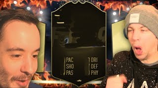 OMG THIS IN FORM PACK LUCK IS CRAZY!!! - FIFA 19 ULTIMATE TEAM PACK OPENING