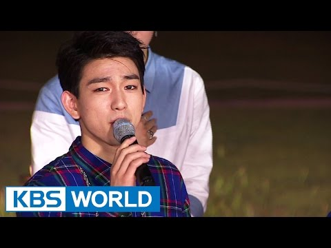 Global Request Show : A Song For You 3 - Forever Young by GOT7