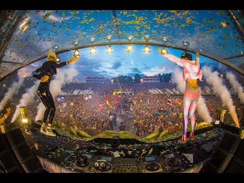 Tomorrowland Belgium 2017   Nervo