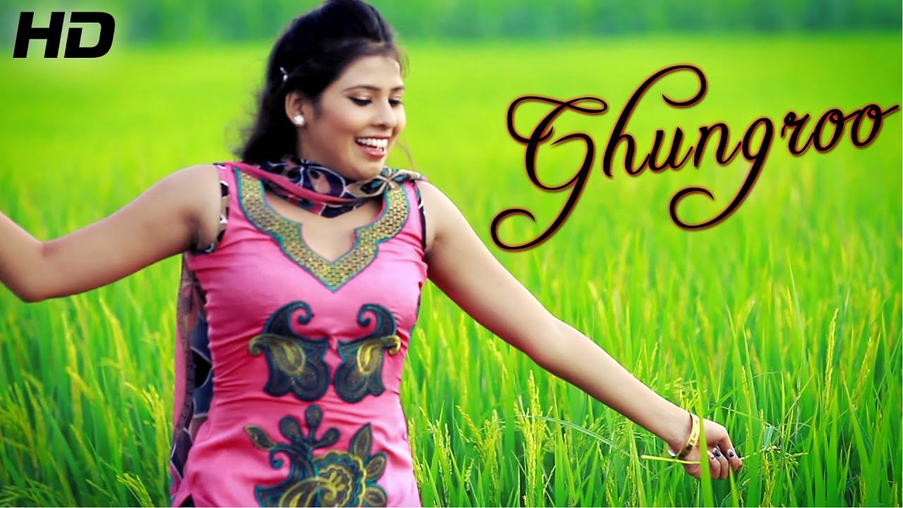 latest punjabi song ghungroo pushpinder singh