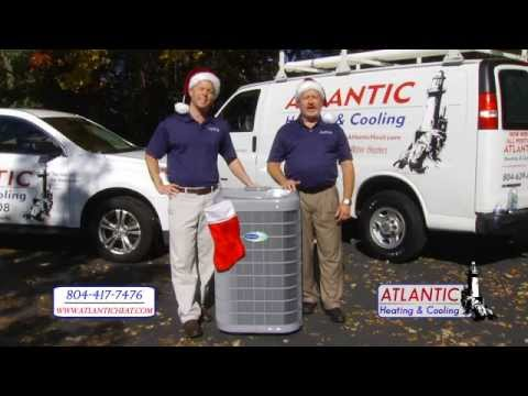 Atlantic Heating & Cooling - Special Financing on Carrier