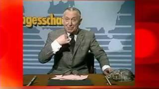 Theo Lingen als Nachrichtensprecher