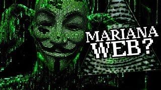 MARIANA'S WEB - głębszy poziom DEEP WEB?