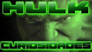 Curiosidades Hulk (2003)