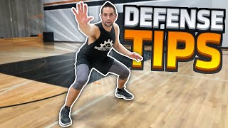3 Reasons Why You Get Beat on Defense   Basketball Defense Techniques