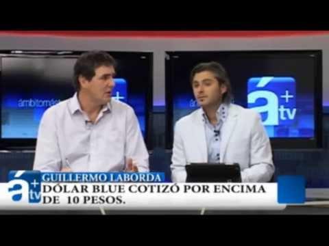 Ambito+TV - El alza del dólar blue y la expectativa post-electoral