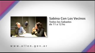 Sabina con los Vecinos
