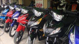 #5 Tiệm Xe cũ Tâm Cua Lý Bơ | Used motorcycle yards  [ Seri Bãi - Tiệm xe cũ Tây Ninh #5]
