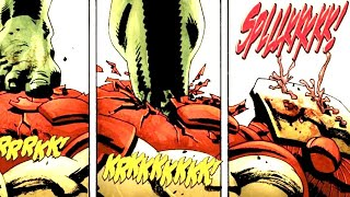 10 More Most Disgusting Comic Book Deaths