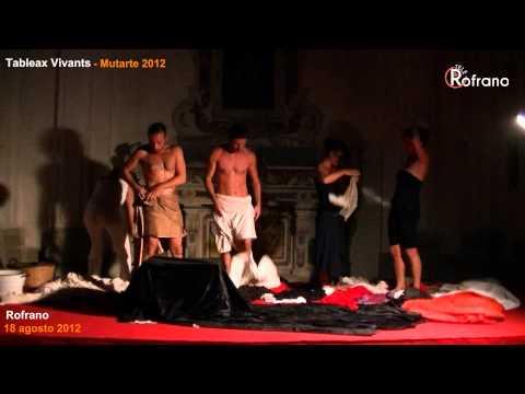 Tableaux Vivants - Mutarte 2012