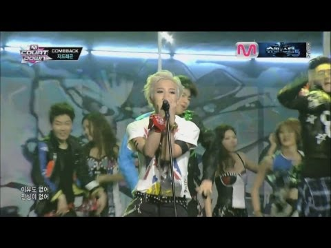 G-DRAGON_0912_M Countdown_삐딱하게(CROOKED) + No.1 of the week