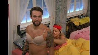 Christie & Nick get into Huge Fight on Taco Tuesday Night - Big Brother 21 Live Feeds (8-20-19)