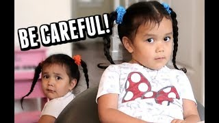 The Cutest yet Funniest Thing! -  ItsJudysLife Vlogs