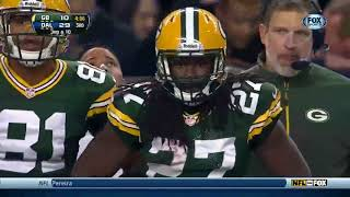 Packers comeback vs Dallas 2013