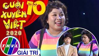 Cười xuyên Việt 2020 - Tập 10: Đường về quê ăn Tết - Kim Đào