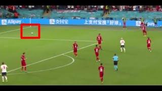 Inghilterra-Danimarca: e il secondo pallone in campo?