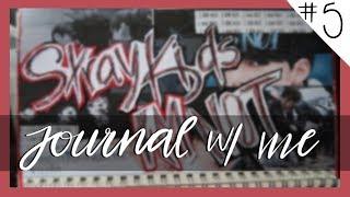 Kpop Journal with me // StrayKids