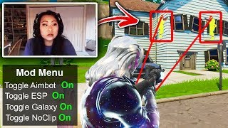 Top 5 Fortnite Twitch Streamers BANNED FOR CHEATING LIVE! (Hilarious Fails & Glitches)