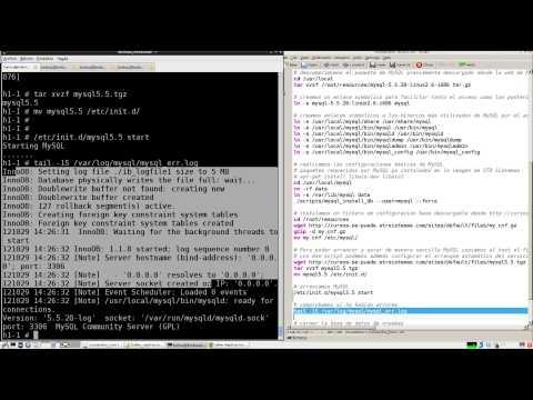 Replicacion MySQL - Taller I STR Sistemas