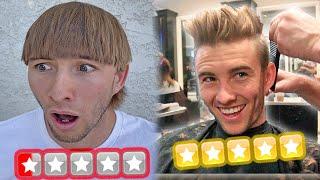 1 Star vs 5 Star Hair Cut