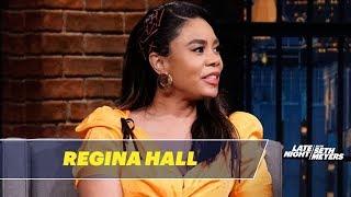 Tyra Banks Called Security on Regina Hall