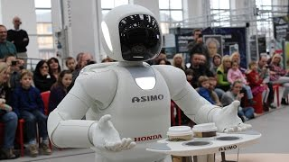 Honda ASIMO Robot | Best of