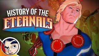 Origin of The Eternals, A New MCU Movie! | Comicstorian