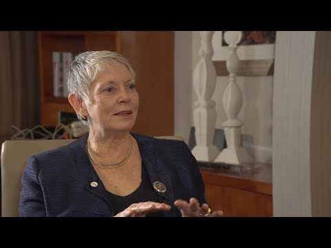 ICANN History Project | Interview with Marilyn Cade