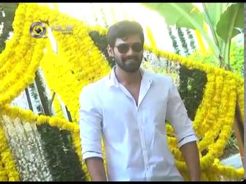 Bellamkonda Srinivas New Movie Launch