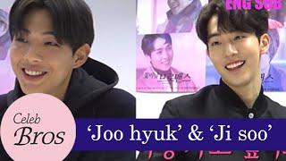 "Ji Soo & Nam Joohyuk, Celeb Bros S4 EP1 ""We are young"""