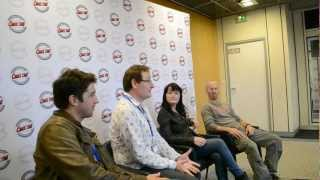 Doctor Who Interview: Murray Gold, Caroline Skinner, Chris Chibnall, Toby Haynes (Comic Con France)