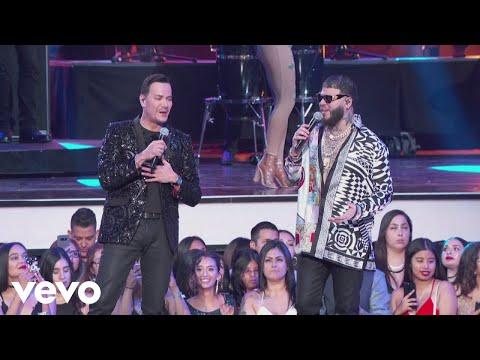 Víctor Manuelle - Amarte Duro (Premios Billboard de la Música Latina 2018) ft. Farruko