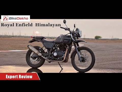Royal Enfield Himalayan | Expert Review | BikeDekho.com