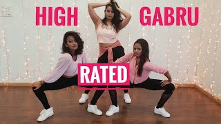 High Rated Gabru - Nawabzaade | The BOM Squad Choreography