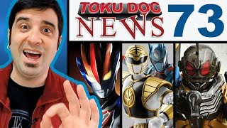 RB Movie / RyusoulGold / Grease New World  - TokuDoc neWs 73