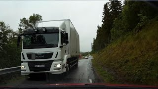 Bad Drivers in Norway
