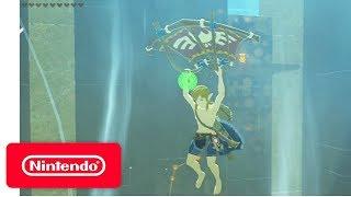 The Legend of Zelda: Breath of Wild DLC Pack 1 - Master Trials Demonstration - Nintendo E3 2017