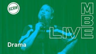 Drama performing live on KCRW - Full Performance