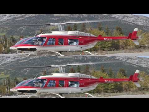 4K 3D Alpine Helicopters, Canada. Photography for ultraHD 3D TV by romanklein4K3D