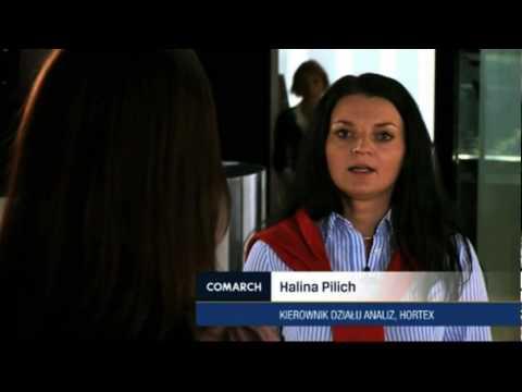 Wywiad z Haliną Pilich, Kierownik Działu Analiz w firmie Hortex