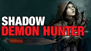 Shadow Impale Demon Hunter Build Diablo 3 Season 16 Patch 2.6.4 Guide