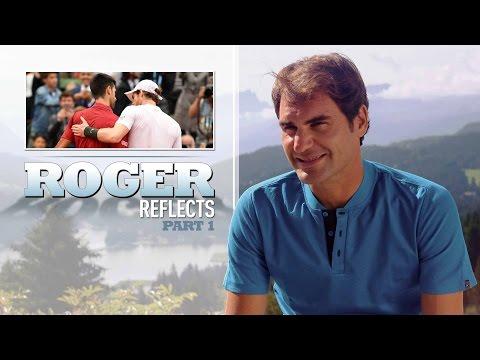 Roger Reflects: Federer Talks Battle For No. 1