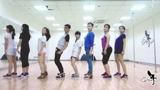 Lớp Nhảy Căn Bản - Nhảy Hiện Đại by Mr Trực Vdance