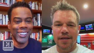 Matt Damon, Chris Rock React To Possible Bennifer Reconciliation